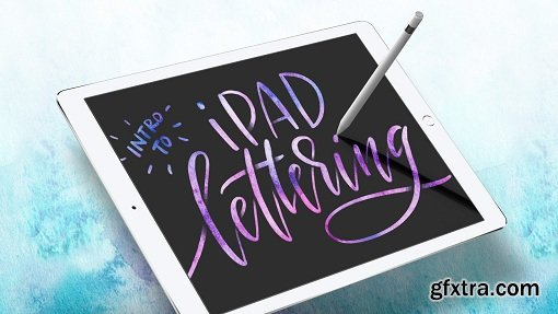 Intro to iPad Lettering