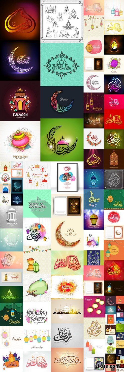 Muslim religious holiday and graphics 2