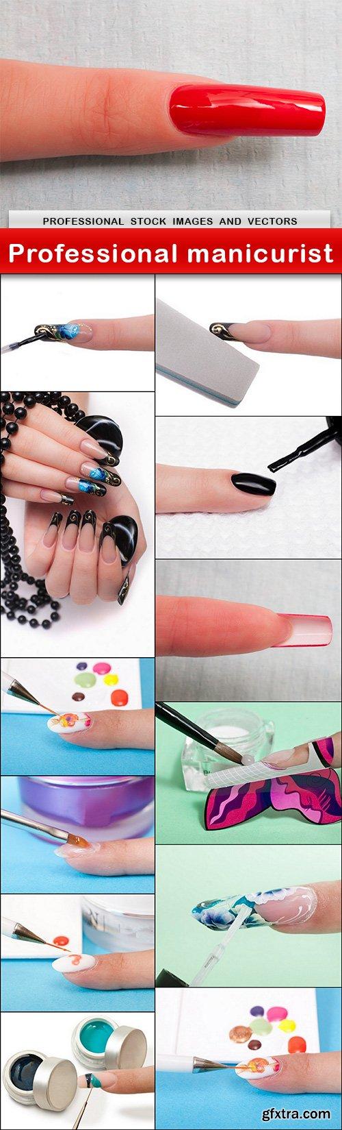 Professional manicurist - 13 UHQ JPEG