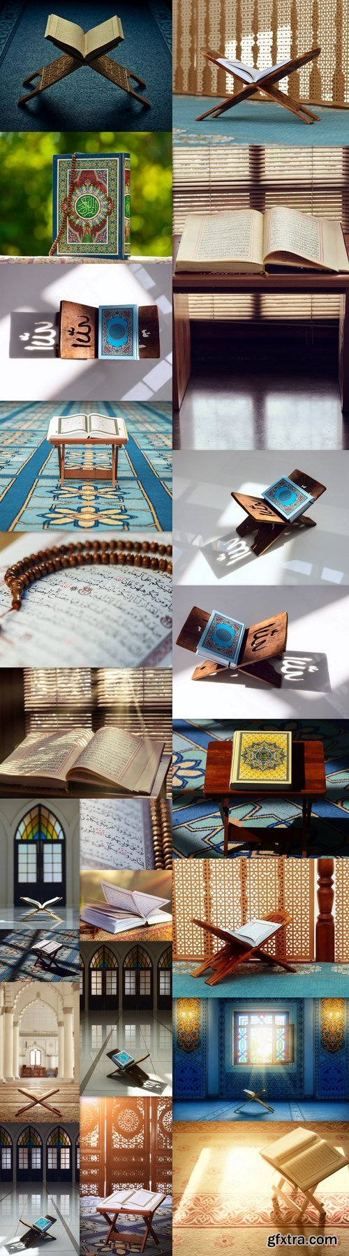 Quran - holy book of Islam