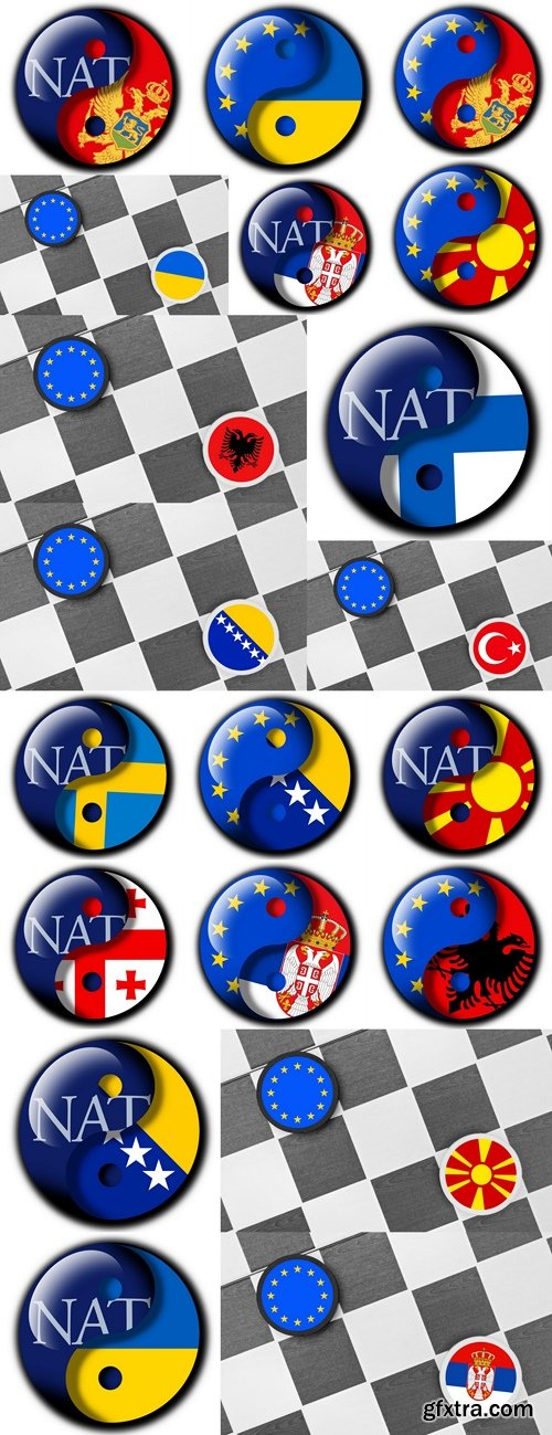 NATO and partners as Yin and Yang