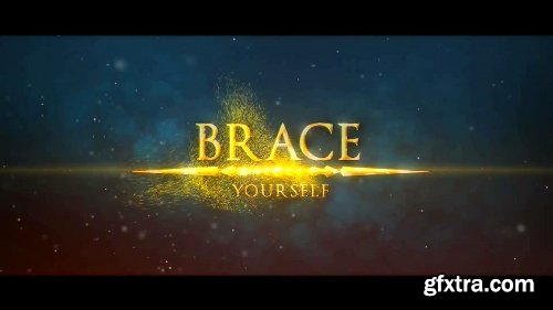 Videohive The Epic Action Trailer 16100886
