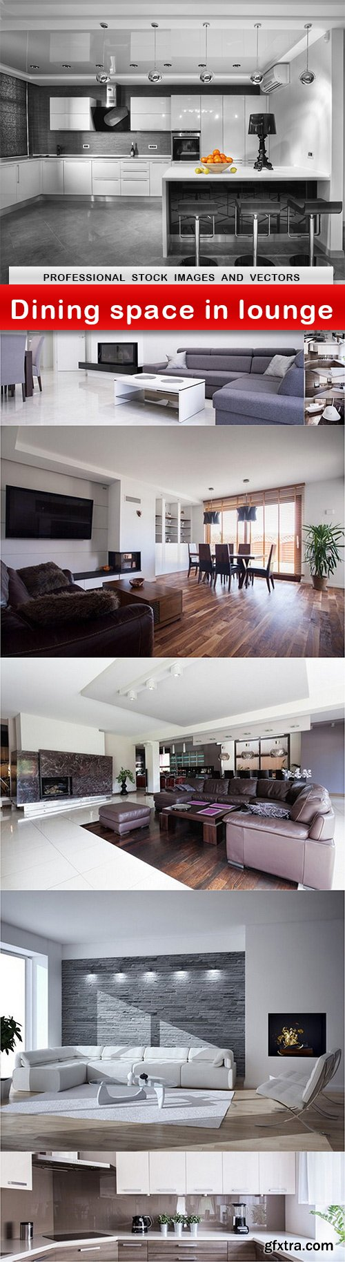 Dining space in lounge - 10 UHQ JPEG