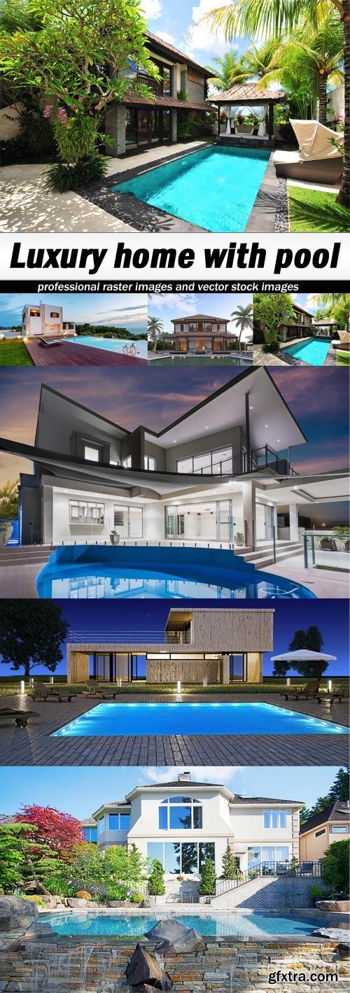 Luxury home with pool-6xUHQ JPEG