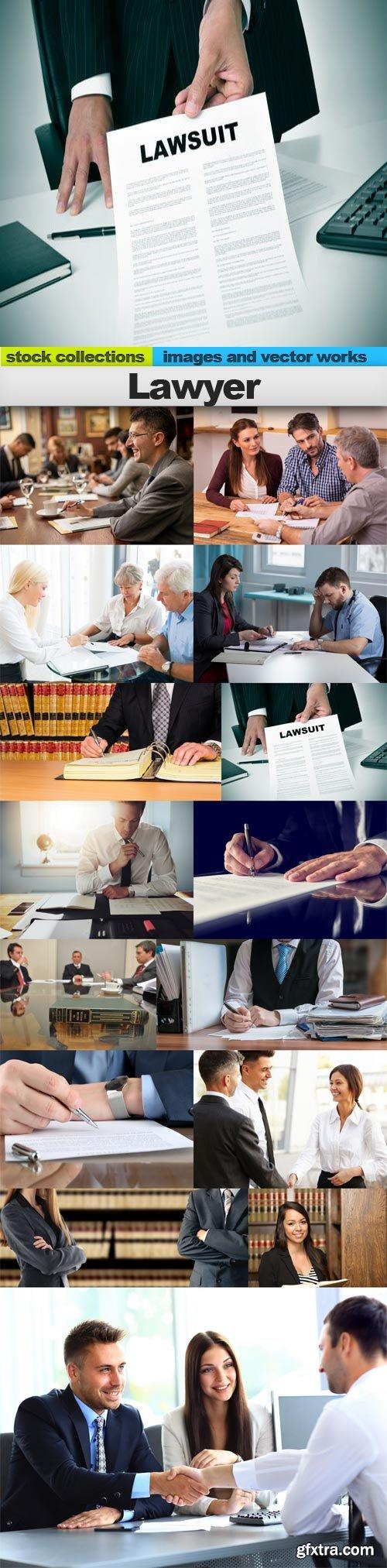 Lawyer, 15 x UHQ JPEG