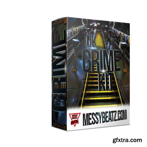 Messy Beatz UK Grime Kit WAV-FANTASTiC