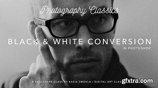Photography Classics - Artistic B&W Conversion - Hermen