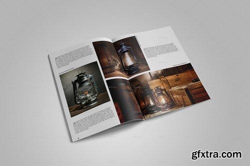 GraphicRiver - Magazine Multipurpose Template 16617320