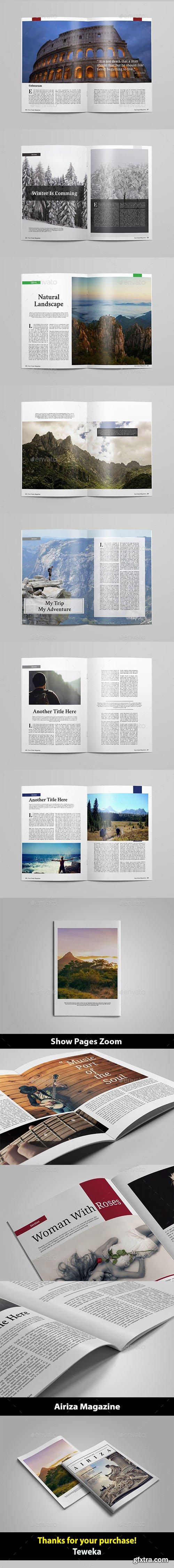GraphicRiver - Airiza Magazine 16526851