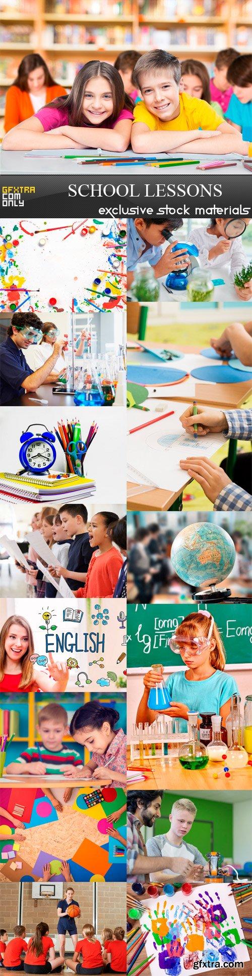 School lessons - 15 UHQ JPEG