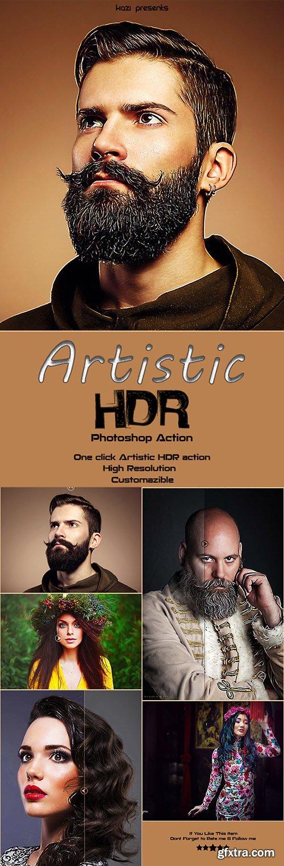 GraphicRiver - Artistic HDR 10852322