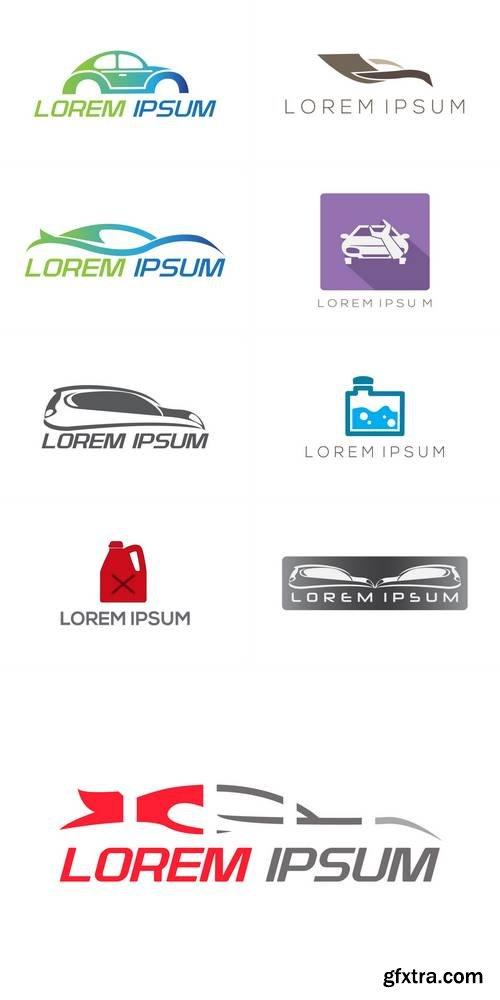Auto Car Logo Template 2