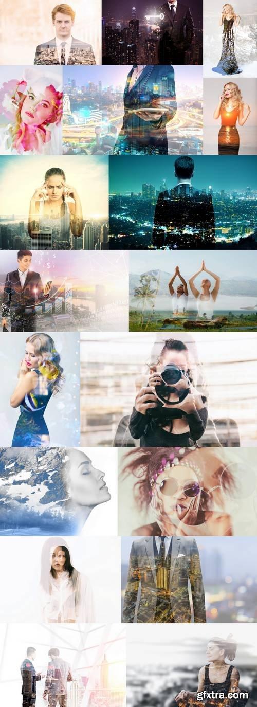 Double Exposure Photos 7