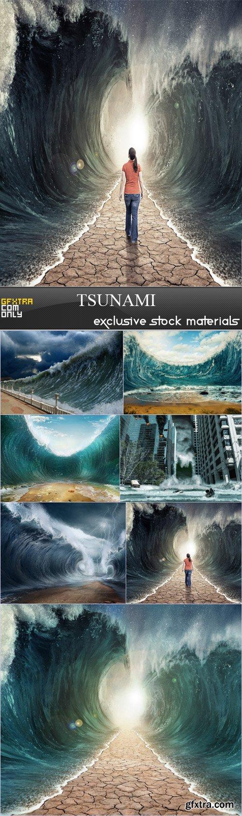 Tsunami - 7 JPRGs