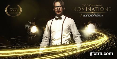 Videohive Cinema Awards Promo 15399961