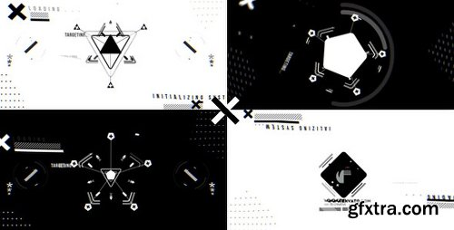 Videohive The X Logo Reveal 11358361