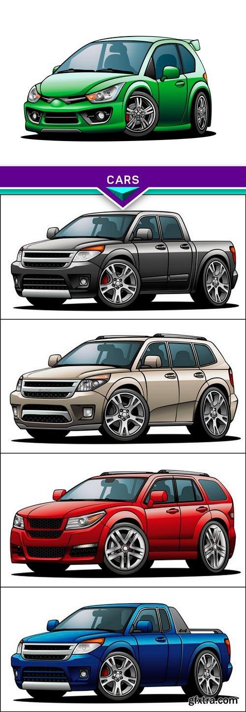 Cars 5x EPS