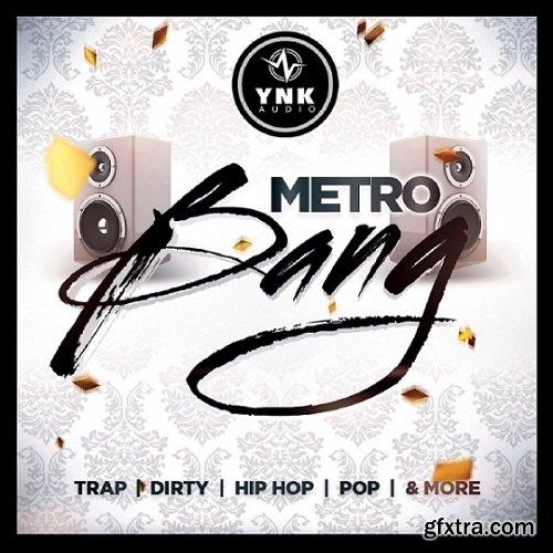 YnK Audio Metro Bang ACiD WAV MiDi REX FLP AiFF-FANTASTiC