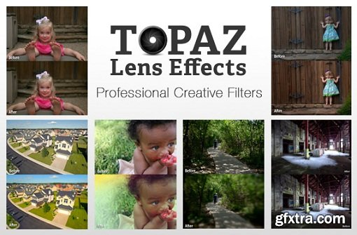 Topaz Lens Effects 1.2.0 DC 03.06.2016 for Adobe Photoshop (Mac OS X)