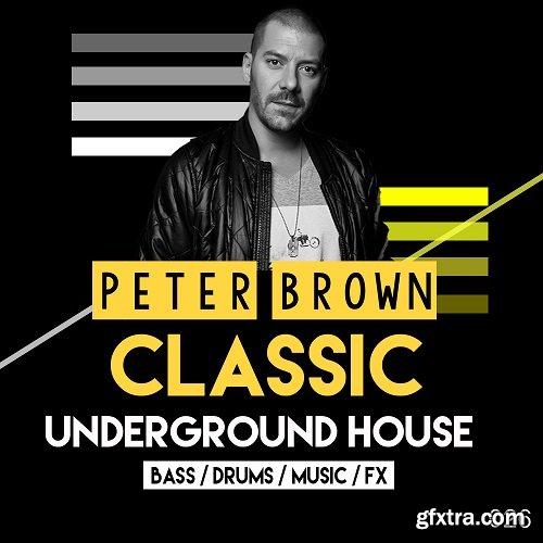 Bingoshakerz Peter Brown Classic Underground House WAV-DISCOVER