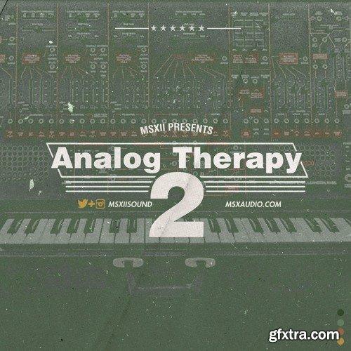 MSXII Sound Analog Therapy 2 WAV-FANTASTiC