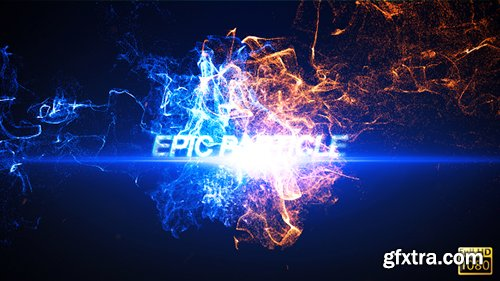 Videohive Epic Particle Reveal 14838264