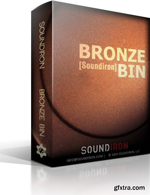 Soundiron Bronze Bin KONTAKT-FANTASTiC