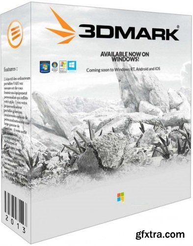 Futuremark 3DMark Advanced / Professional 2.6.6238 (x64) Multilingual