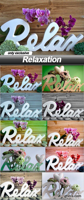 Relaxation - 10 UHQ JPEG