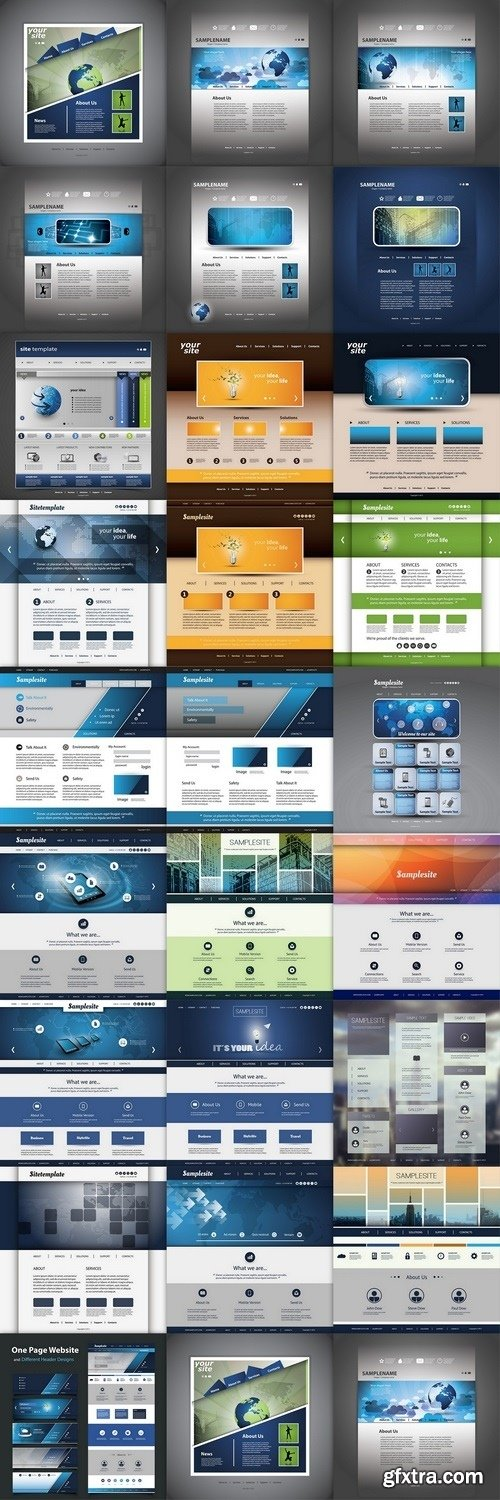 Website Design Template for Your Business 13