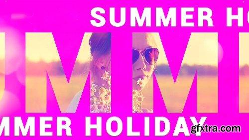 Videohive Summer Opener 16705133
