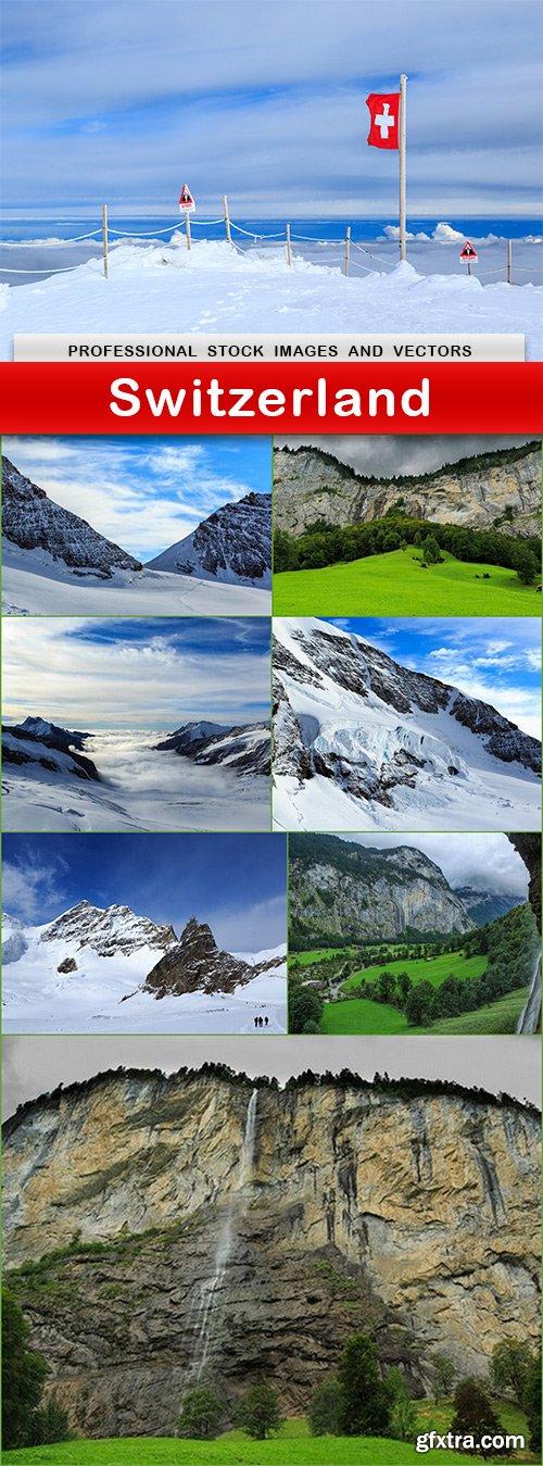 Switzerland - 8 UHQ JPEG