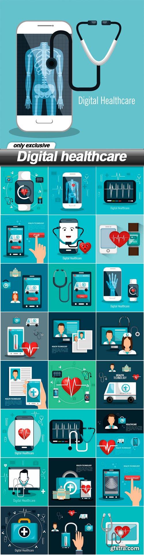 Digital healthcare - 25 EPS
