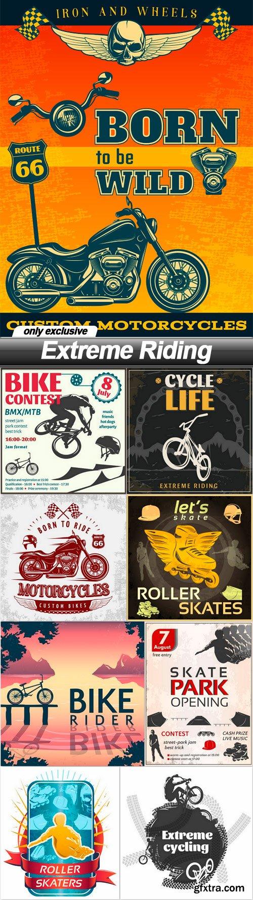Extreme Riding - 9 EPS