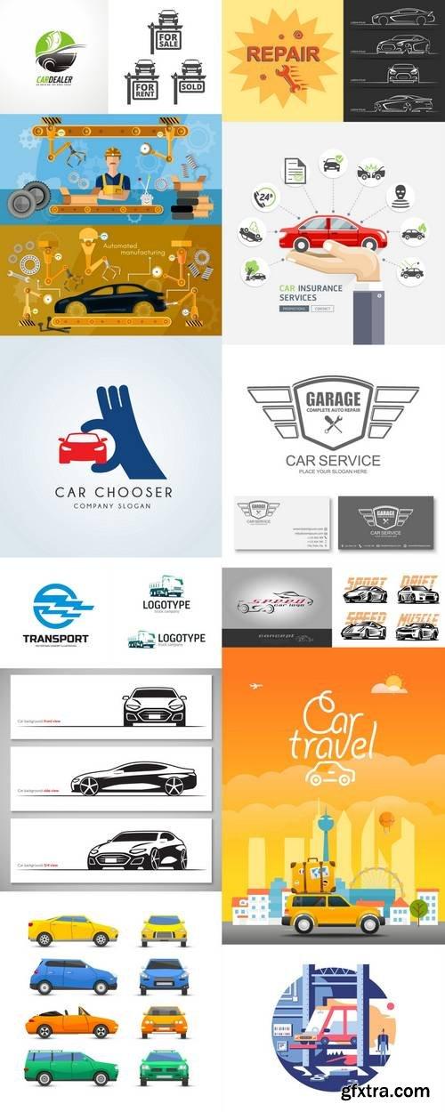 Auto Logos & Icons