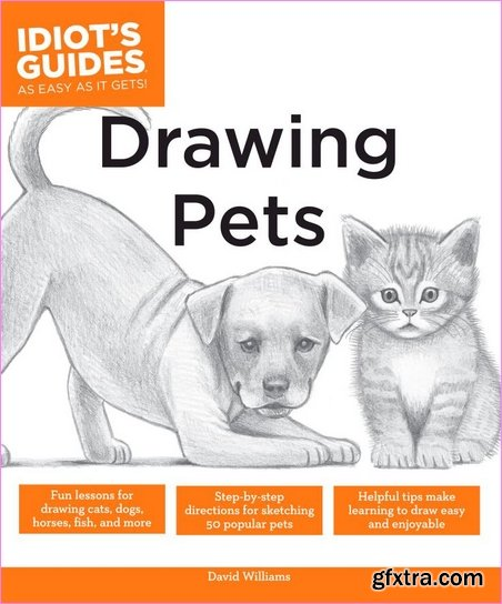 Idiot's Guides: Drawing Pets (PDF)