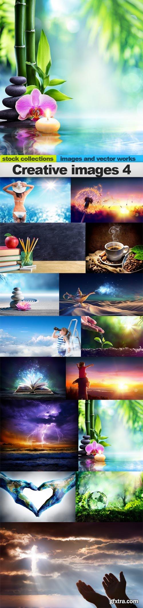 Creative images 4, 15 x UHQ JPEG