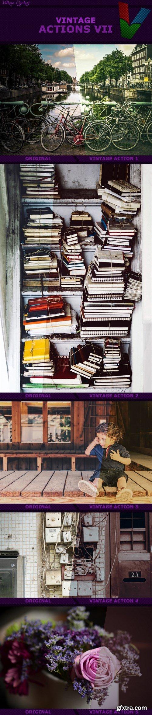 Vintage Actions VII 17119500