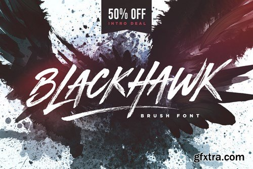 BLACKHAWK • 50% Off! 772377