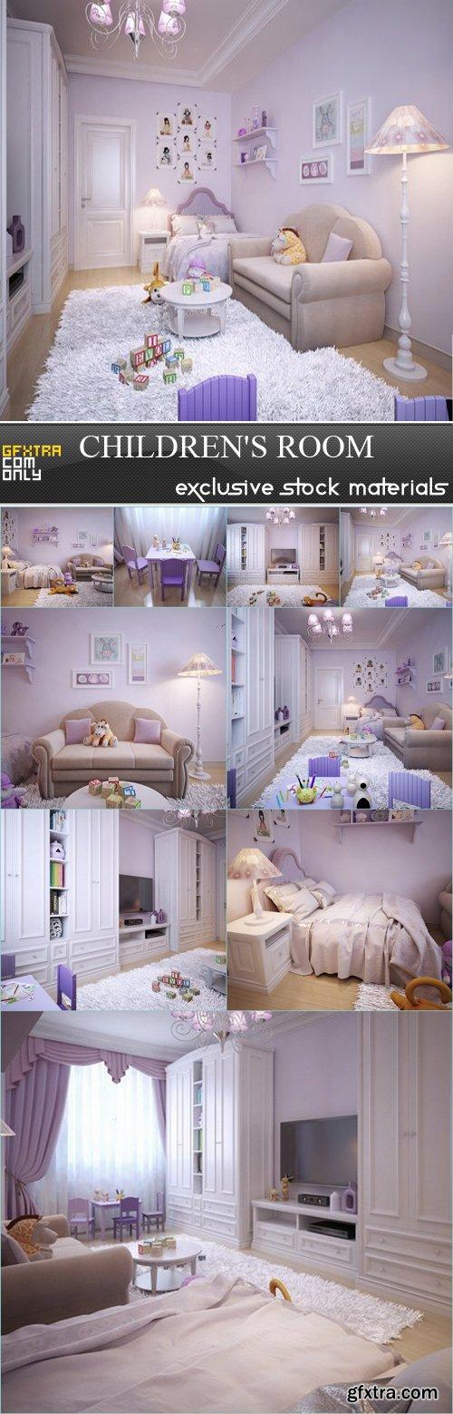 children's room - 9 JPRGs