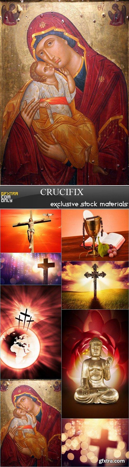crucifix - 7 JPRGs