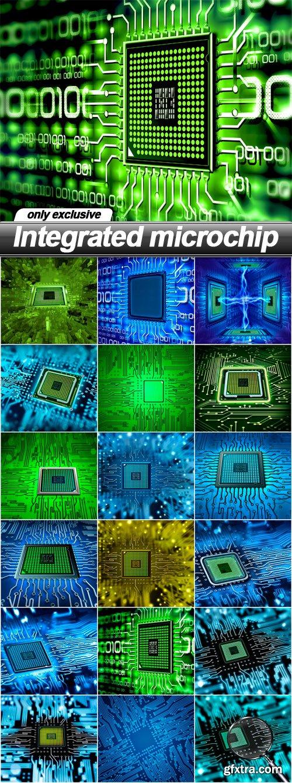 Integrated microchip - 18 UHQ JPEG