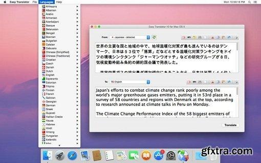 Easy Translator 15.0.0 macOS