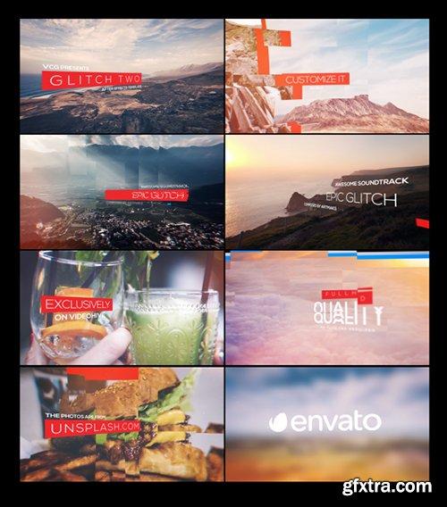 Videohive Glitch Two - A Dynamic Glitch Opener 15259431