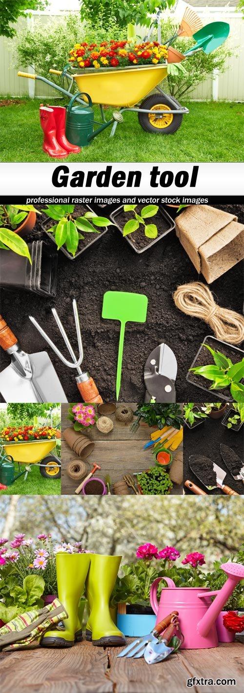 Garden tool - 5 UHQ JPEG