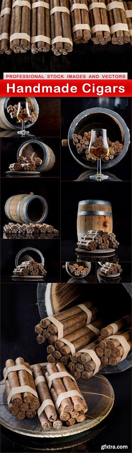 Handmade Cigars - 10 UHQ JPEG