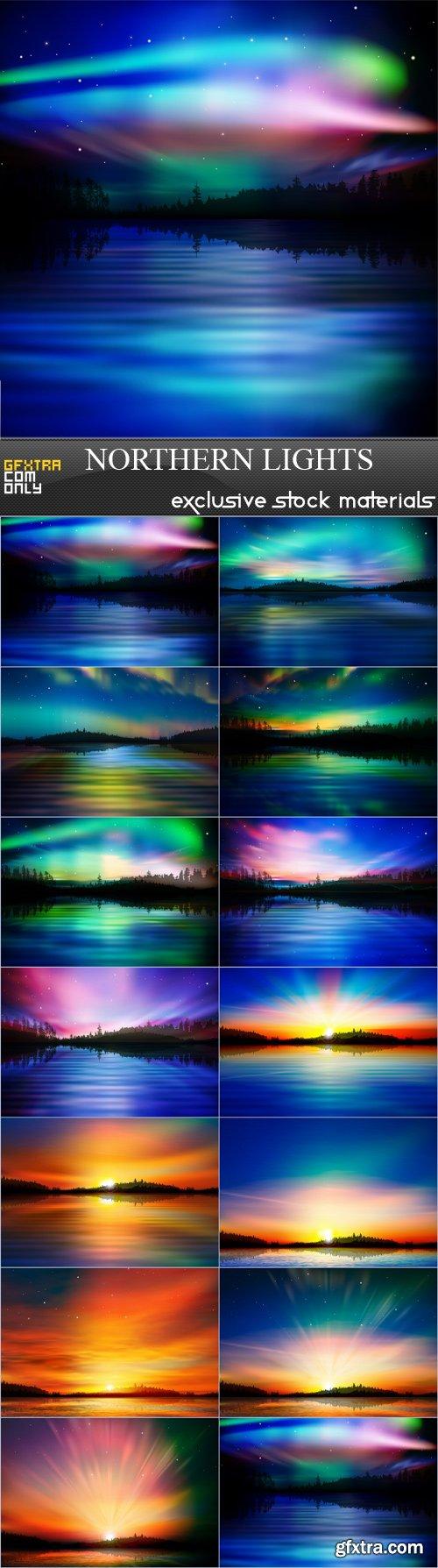 Northern Lights - 13 EPS