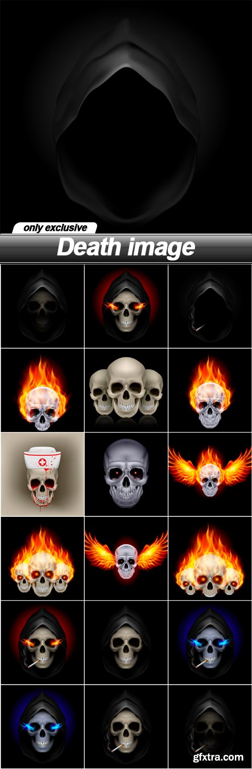 Death image - 19 EPS