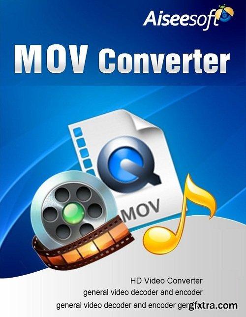 Aiseesoft MOV Converter Pro 6.5.17 (Mac OS X)