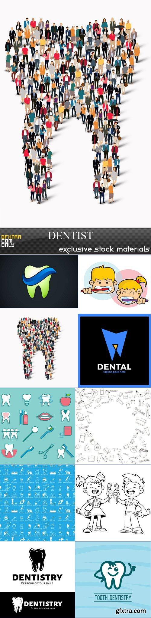 Dentist - 10 EPS